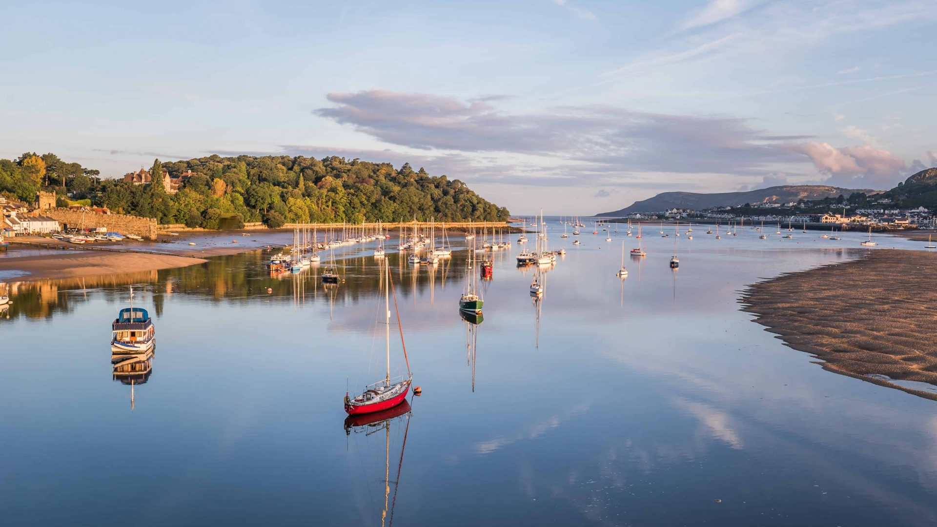 A55-16 - Conwy Estuary