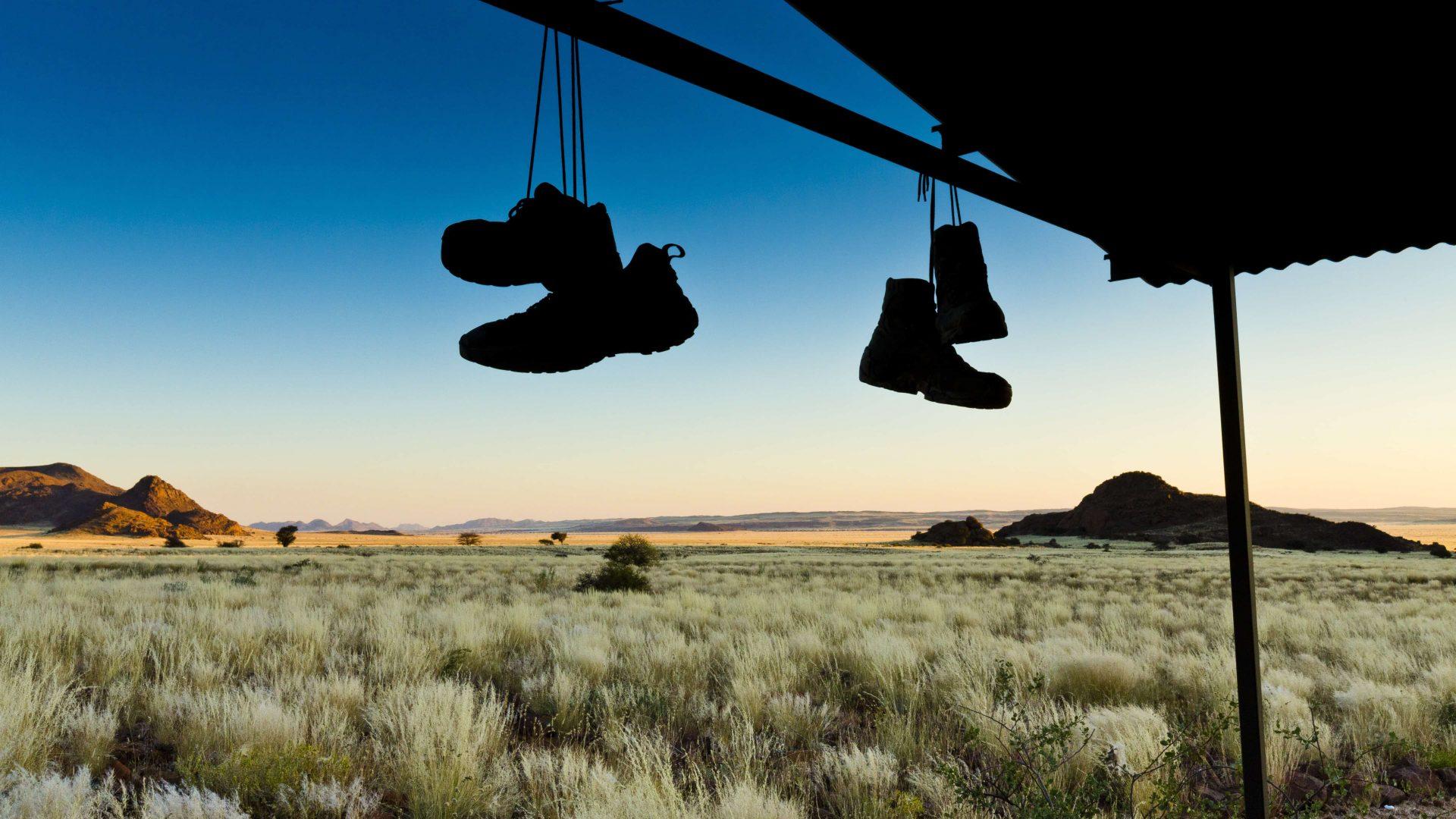 Absolut Tours & Safaris 1314, Wikinger Reisen. Hiking Tour of Namibia. April / May 2014