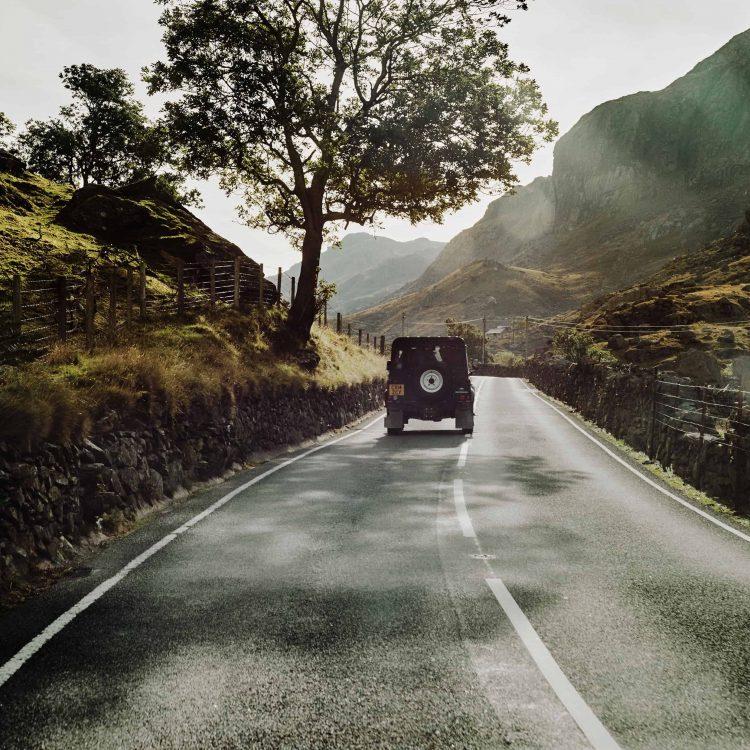 Year of Adventure 2016 TV Ad Crib Goch Snowdonia North Wales